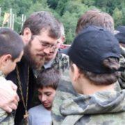 Руководитель отдела по делам молодежи Владикавказской и Аланской епархии встретился с трудными подростками
