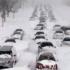 Казаки спасали людей из снежного плена на трассе М-4 «Дон»