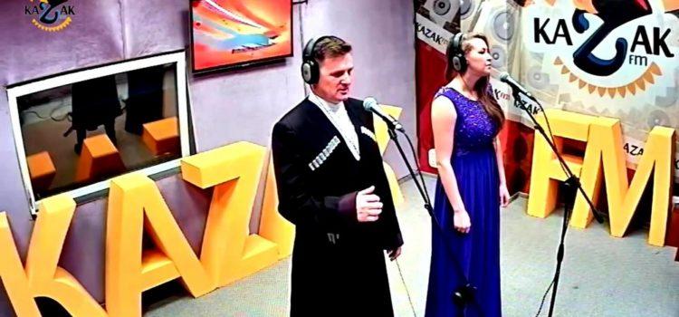 Песни казачьего коллектива из Ипатово войдут в ротацию Кубанской радиостанции «Казак FM»