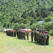 Первая Казачья смена в военно-спортивном лагере «Балц»
