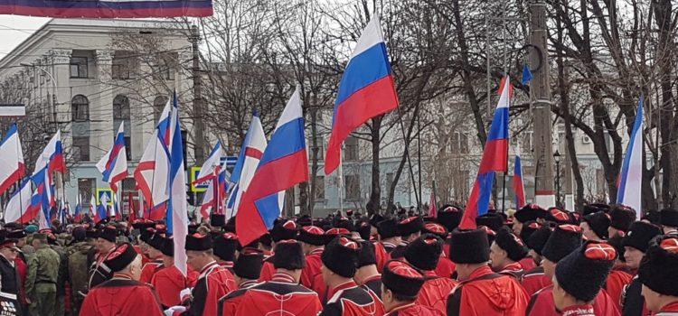 5 лет Крымской весне
