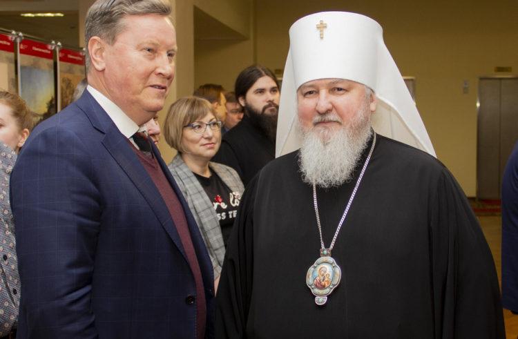 В Государственной Думе открылась выставка, посвященная истории российского казачества