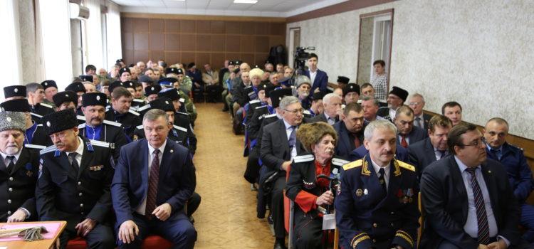Выборы атамана КОПОКО ТВКО Дагестана