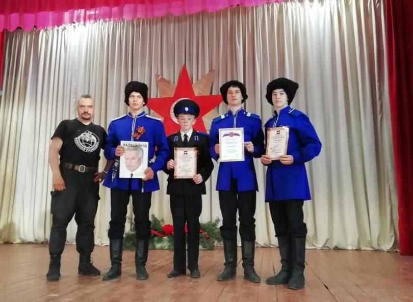 Железноводские казачата сохранили пальму первенства межрегионального турнира имени Недорубова