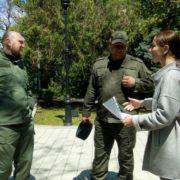 Квест на знание истории Ставрополя провели казачки для казаков