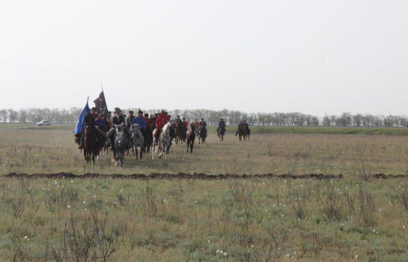 К 9 мая терцы завершили традиционную конную экспедицию