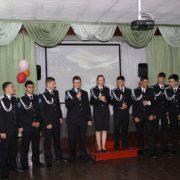 Школа №41 Ставрополя выпустила первый казачий класс