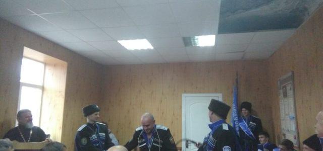 Казаки Железноводского городского казачьего общества избрали атамана