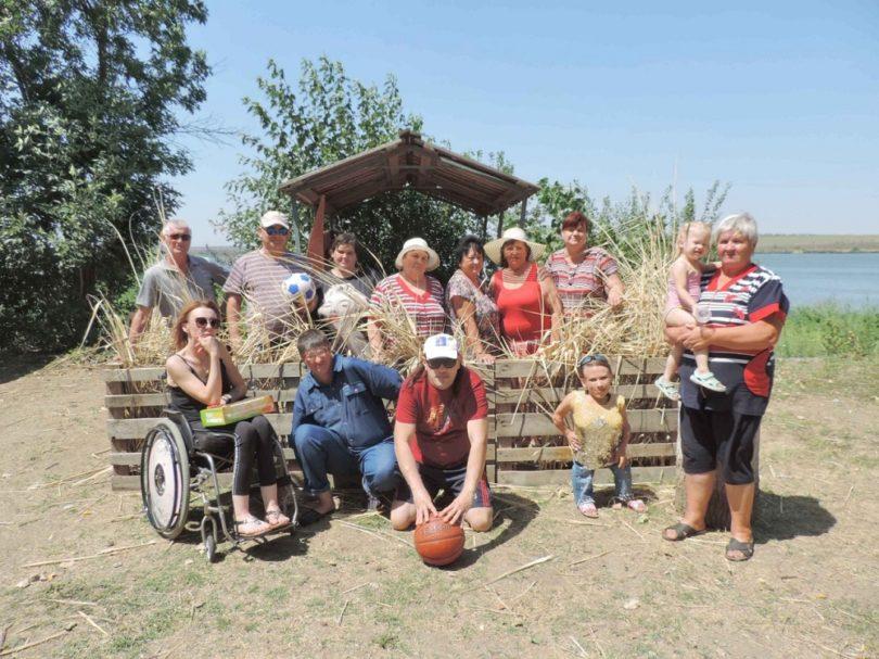 Лагерь «Станичник» села Новоселицкого вновь принимает гостей