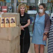 Книга «Казачий кладезь» Витислава Ходарева передана в ставропольские библиотеки