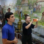 Казаки Курского района приглашают на видеоэкскурсию по музею казачьей культуры и воинской славы