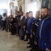 Горячеводская казачья община отметила 30-летие возрождения