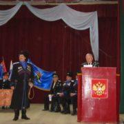 Избран новый атаман Грушевского хуторского казачьего общества: им стал Юрий Анищенко