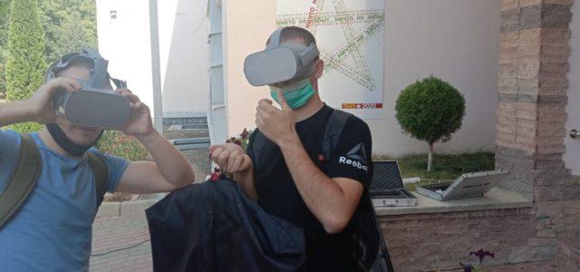Мобильный виртуальный музей рассказал жителям Ставрополья о Великой Отечественной войне