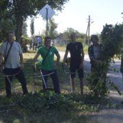 Казаки Ставрополья дарят родным селам и станицам «Чистое Лицо»