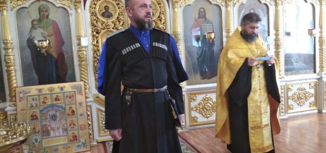 Владимир Савченко избран атаманом Горячеводской казачьей общины