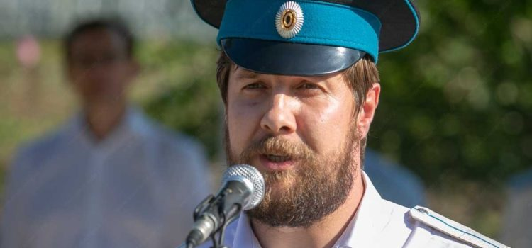 Сергей Пальчиков: «Моя цель, как атамана – сделать казачество равноправным участником гражданского общества»