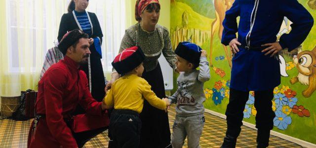 Казаки Ставрополя провели благотворительное мероприятие в центре для «особенных» детей «Мама, я смогу!»