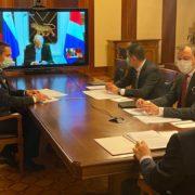 Юрий Чайка принял участие в заседании Совета при Президенте Российской Федерации по делам казачества