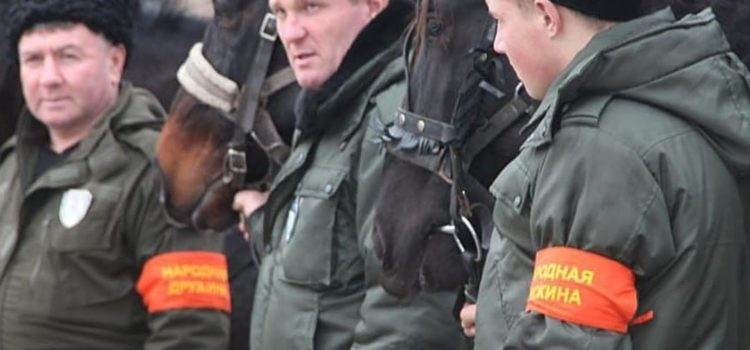 Свыше 1700 казаков стоят на страже порядка в новогодние и рождественские праздники