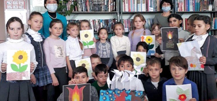 Уроки мужества для казачат прошли на Ставрополье