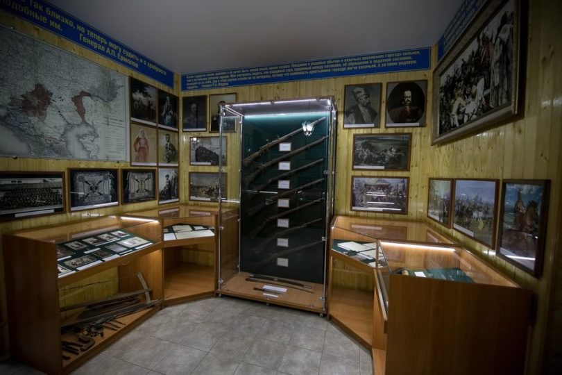 В минераловодском казачьем Культурно-историческом центре откроют новую музейную экспозицию и презентуют шестой «Терский сборник»