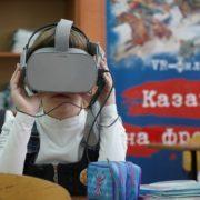 В ставропольских школах начались уроки истории казачества в формате виртуальной реальности