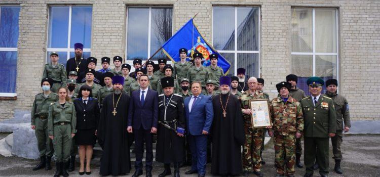 Виталий Кузнецов выступил на Дне памяти терского казачества