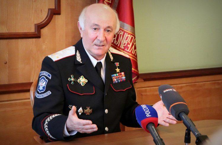 Николай Долуда: «Роль казачества обозначена на государственном уровне»