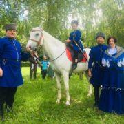Старинные обряды провело Ставропольское городское казачье общество после долгого перерыва