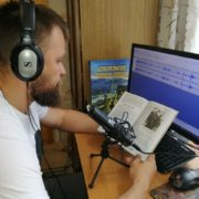 Благодаря волонтерам, записана аудиоверсия книги «Жизнеописание Виктора Васильевича Карпушкина»