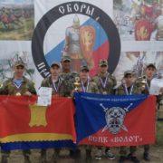 Ставропольцы привезли награды с VIII Международного военно-спортивного фестиваля «Православный воин»