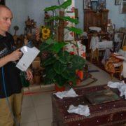 Новые экспонаты для «3d-музея казачьего наследия» ставропольцы привезли из Дагестана