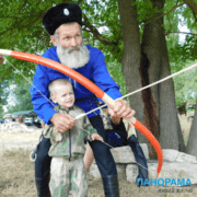 В Зеленокумске состоялись общерайонные соревнования «Казарла»