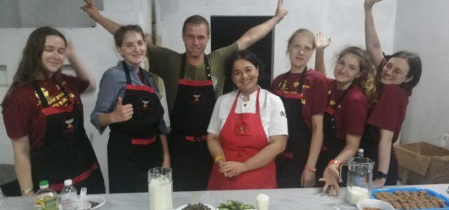 На Ставрополье завершился международный волонтерский проект межнационального согласия «Маяки дружбы. Башни Кавказа»