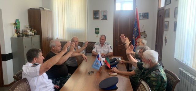 Суд чести Кизлярского округа возглавил Виктор Коваленко