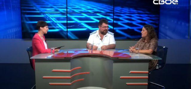 «Актуальное интервью» на тему казачьих маршрутов