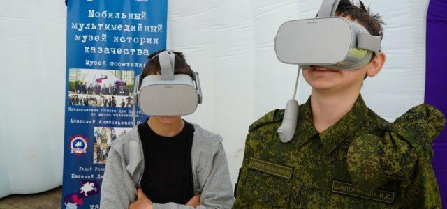 В Улан-Удэ заработает первый филиал Мобильного мультимедийного музея истории казачества