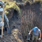 Ставропольские поисковики ищут родственников погибшего летчика-героя