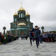 В Москве прошел Слет казачьих кадетских классов  «Казачья смена»