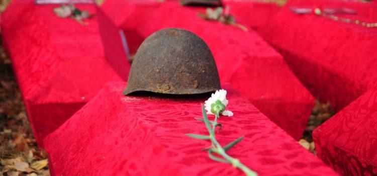 В селе Степном захоронят останки казаков-кавалеристов