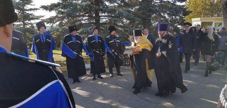 Святые мощи прибыли в Ставрополь