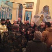 Терские казаки почтили память предков