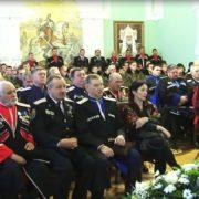 Митрополит встретился с казаками и представителями федерации АРБ