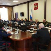 Комиссия совета при Президенте по делам казачества в СКФО