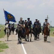Конный переход казаков по местам боевой славы пройдет на Ставрополье с 17 по 19 мая