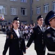 Казачат-кадет Кисловодска наградили за успехи в учебе и спорте