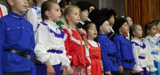 «Между Кум-то реки, между Тереком»: в Минводах прошел фестиваль казачьей культуры