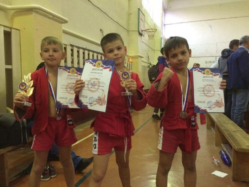 Два спортивных события у казачьей молодежи Павловского районного общества