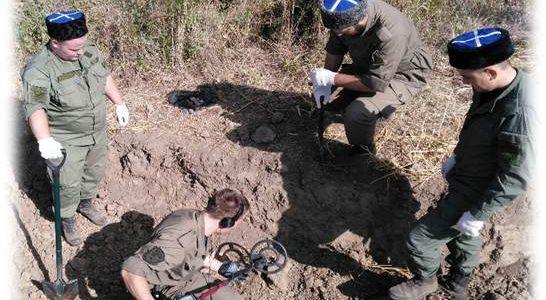 Казачий поисковый отряд «Ставр» поделился опытом о своих экспедициях